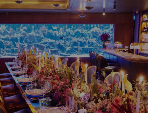 Private Dining Experience at Sexy Fish