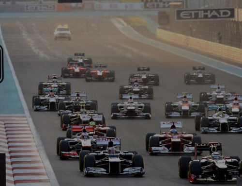 Ultimate Formula One Party Experience at the Abu Dhabi GP