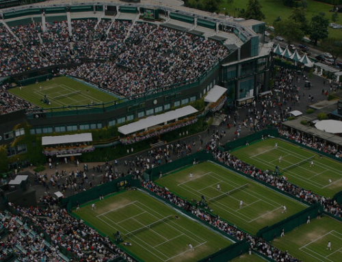 Two Tickets to the Mecca of World Tennis – Wimbledon